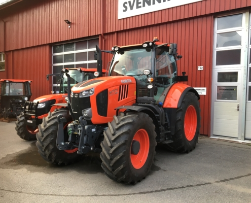 Traktormannen - Kubota forhandlar