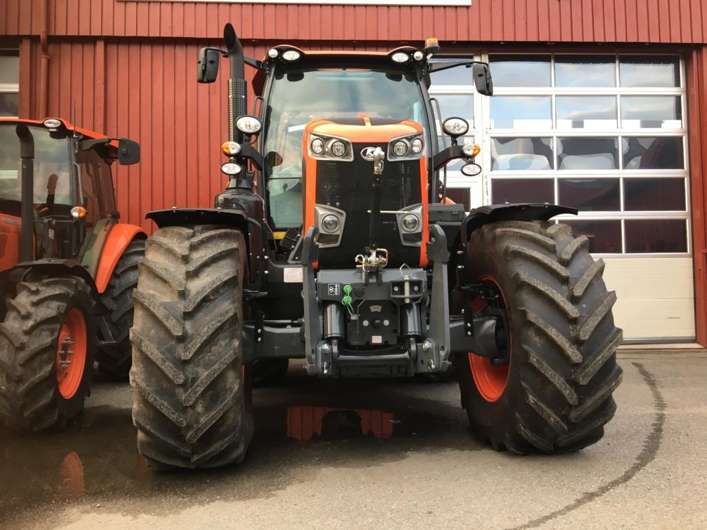 Traktormannen - service og vedlikehold