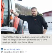 Firda artikkel del 1 Traktormannen